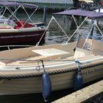 Sloep Latte Motorboot