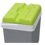 Eisbox mit 10 Kg Eis